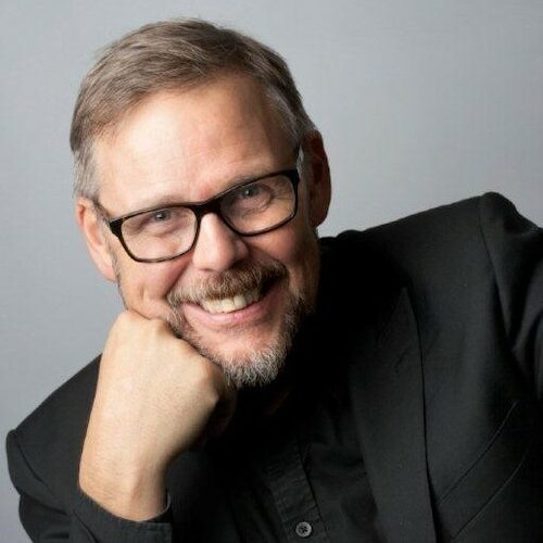 Porträttbild på Bengt