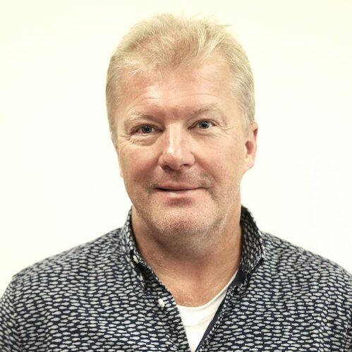 Porträttbild på Eddie
