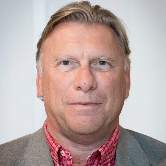 Porträttbild på Per Strid.