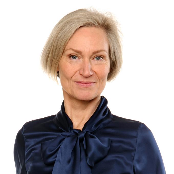 Porträttbild Britt Forsberg